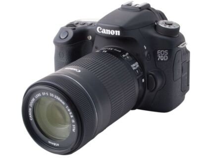 *WANTED* BROKEN CANON EOS 70D FOR PARTS Wembley Downs Stirling Area Preview