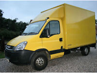 2010 IVECO DAILY 3.5T MWB 35S11 2.3TD 10FT BOX EURO 5 LUTON VAN WITH TAILLIFT