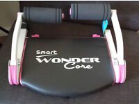 Pink Smart 6-in-1 Wonder Core New Ab Sculpting System