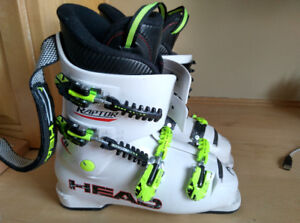 Head Raptor 70 downhill boots with Sole Size 309mm
