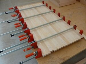 "ISO Woodworking Bar Clamps (24"" and larger)"