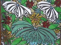 MOSAIC STAINED GLASS WORKSHOP SATURDAY AUGUST 29!