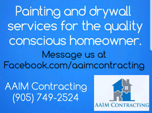 Painting and Drywall Services