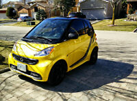 2013 Smart Fortwo Passion City Flame edition