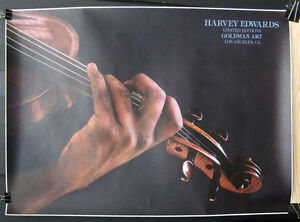 Violin poster - PRICE DROP