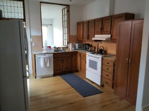 Spacious Bright 4 1/2 in NDG for Sublet Feb 1st 2019