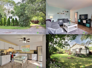 Detached Bungalow for Sale in Aylmer - Mortgage Only $880/month