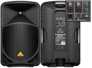 Behringer DJ Speaker Specials - 1000 watts - SALE SALE SALE