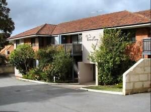 Claremont - furnished apartment (2brm) in small complex Claremont Nedlands Area Preview