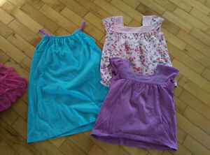 7 pieces summer clothes lot for girls -size 5t Gatineau Ottawa / Gatineau Area image 2