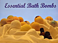 Essential Bath Bombs - simply luxurious ON SALE 5 for $20!!