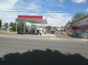 Gas Station for Lease