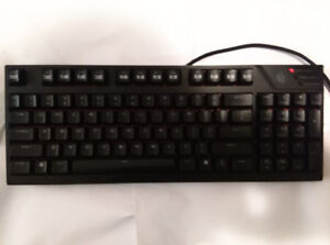 CM Storm QuickFire TK - Compact Mechanical Gaming Keyboard