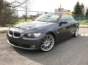 2008 BMW 3-Series 335i convertible - Manuel - Mags M performance