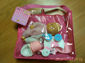 Doll play set