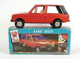Sindy 1980's Range Rover Car