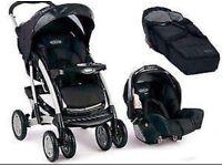 Graco travel system . Travel system . Pram . Pushchair . Buggy . Stroller