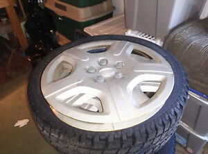 "16"" Hubcaps from 2007 Ford Freestar"