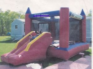 Inflatable bounce castle for sale