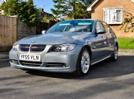 BMW 330D SE, 50K, FSH, 300 BHP (GENUINE EXAMPLE)