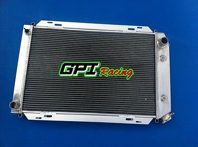 3 Row All Aluminum Radiator for 1980 1993 Ford Mustang Cobra GT 92 91 90 89 88
