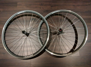 Alloy Road Bike Bicycle 700c 8,9,10 Speed Wheels Wheelset