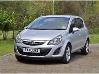 Vauxhall Corsa 1.4 SXi Ac 5dr PETROL MANUAL 2014/14