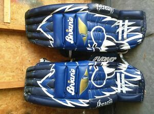 Multiple Sets of pads and gloves