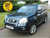 Nissan Diesel X-Trail 4x4 2.0 DCi Tekna 2010 60 plate with 81k miles