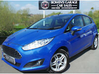 2013 FORD FIESTA 1.0 ZETEC 5DR (S/S) - FREE ROAD TAX - FULL S/HISTORY - AIR CON