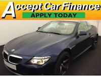 BMW 630 FROM £85 PER WEEK!