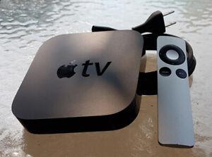 Apple TV 3e génération 1080P avec fils HDMI inclus