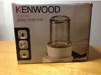Kenwood AT320B glass multi mill