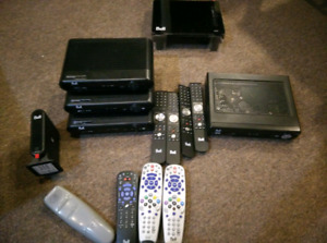 Bell TV Boxes and PVR