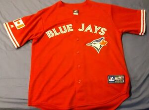 Toronto Blue Jays Canada Day Jersey