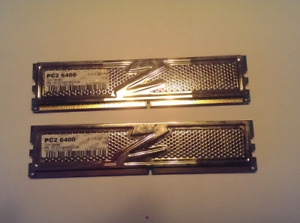 2GB Ram DDR2 800Mhz OCZ