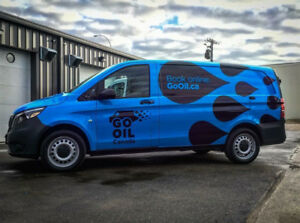 Yellowknife Mobile Oil Change Franchise For Sale
