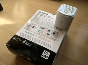 D-Link N300 Wireless Range Extender