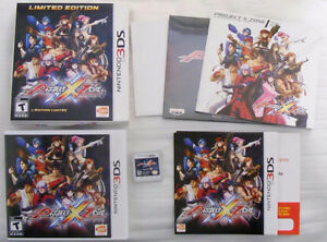 Project X Zone Limited Edition (Nintendo 3DS)