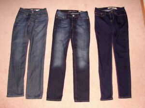 Mavi, Levi, American Eagle Jeans and Others - 24, 25, 0 to 5