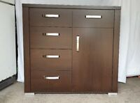 nouvelle commode brun / brown dresser brand new