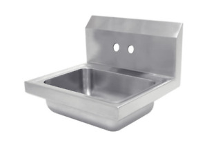 New Advance Tabco hand sink