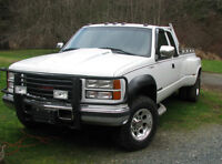 "Trade or sell custom ""96 GMC dually."