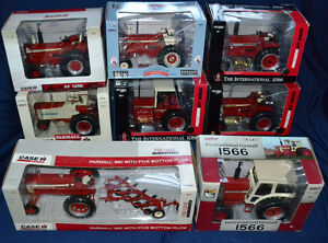 Die cast Toy Tractors for Sale at Elmira, March 31-April 1