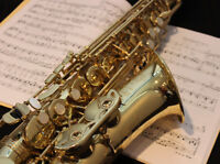 Music Lessons: Saxophone, Piano, Theory