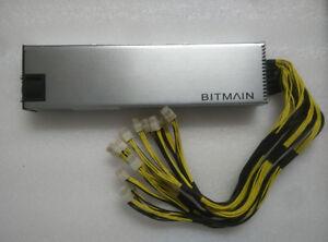 Power Supply APW3-12-1600-B2 PSU 4 Antminer S7 S9 Bitcoin Miner