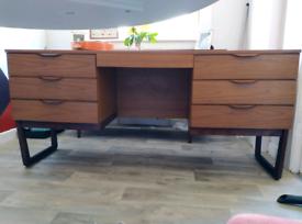 Pre- loved vintage EUROPA desk for sale.