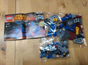 Lego Star Wars, Creator, Ninjaga set 75088, 70755, 31030