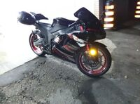 2008 ninja zx6r 600 special edition low milage 2 owners,mint