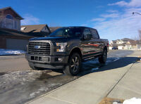 2015 Ford F150 XLT Supercrew with upgrades (Lease Takeover)